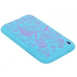 Ozaki iCoat Silicone Blue for iPod Touch 4G (IC872BL)