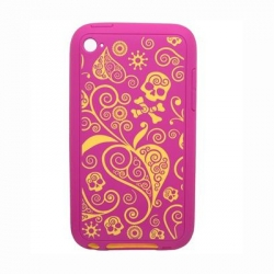 Ozaki iCoat Silicone Pink for iPod Touch 4G (IC872PK)