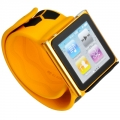 Ozaki iCoat Watch+ Orange for iPod nano 6G (IC878OR)