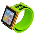 Ozaki iCoat Watch+ Green for iPod nano 6G (IC878GR)