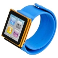 Ozaki iCoat Watch+ Blue for iPod nano 6G (IC878BL)