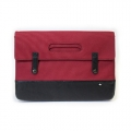 "PKG Primary Collection Grab Bag Sleeve Black/Burgundy for MacBook Air/Pro 13"" (PKG GB113-BLBUR)"