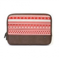 "PKG Primary Collection Slip Sleeve Brown/Mango Aztec for MacBook Air/Pro 13"" (PKG SLIP113-BRMA)"