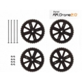 Ar. Drone 2.0 Gears+Shafts Set (PF070047AA)