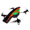 Parrot AR. Drone 2.0 (Orange hull, indoor hull, battery, charger) (PF721020AF)