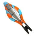 Parrot Outdoor Hull Orange and Blue for AR. Drone