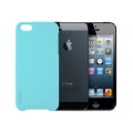 Colorant Fashion Trend Case 0.9 mm for iPhone 5, 5S, Sky Blue (7204)
