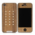Patchworks Wood Skins Almach Teak for iPhone 4, 4S (1102)