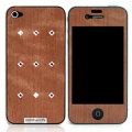 Patchworks Wood Skins Acrux Cherry for iPhone 4, 4S (1104)