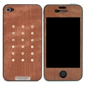 Patchworks Wood Skins Almach Cherry for iPhone 4, 4S (1105)