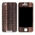 Patchworks Wood Skins Almach Ebony for iPhone 4, 4S (1108)