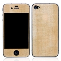 Patchworks Wood Skins Anigre Natural for iPhone 4, 4S (1001)