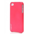 Colorant Poly Carbonate Color Case for iPhone 4, 4S - Carbaret (7009)