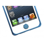 Patchworks Alloy X Home button for iPhone, iPad - Black, Blue, Red (AHB01C)
