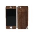 Patchworks Wood Skin for iPhone 5, 5S - Walnut (1201)