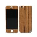 Patchworks Wood Skin for iPhone 5, 5S - Teak Wood (1200)