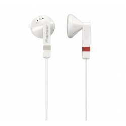 Pioneer Headphones SE-CE521-H, White