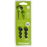 Pioneer Headphones SE-CL07-N, Green