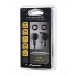 Pioneer Headphones SE-CS15V, Black