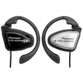 Pioneer Headphones SE-E33-X1, Black&Silver