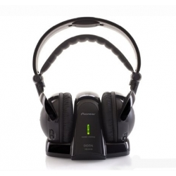 Pioneer Headphones WIRELESS SE-DRF41M, Black