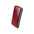 Prestigio Protective Leather Case Wine Red for iPhone 3G/3GS (PIPC1103WR)