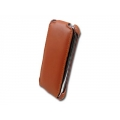 Prestigio Protective Leather Case Orange for iPhone 3G/3GS (PIPC1103OG)