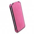 Prestigio Protective Leather Case Pink Nubuck for iPhone 3G/3GS (PIPC1104PK)