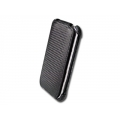 Prestigio Protective Leather Case Matt Black for iPod Touch 2G/3G (PIPC2101BK)