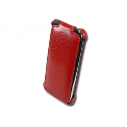 Prestigio Protective Leather Case Red for iPod Touch 2G/3G (PIPC2102RD)