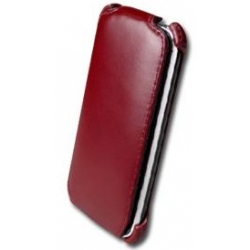 Prestigio Protective Leather Case Wine Red for iPod Touch 2G/3G (PIPC2103WR)