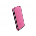 Prestigio Protective Leather Case Pink Nubuck for iPod Touch 2G/3G (PIPC2104PK)