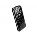 Prestigio Protective Leather Case Crocodile Black for iPod Touch 2G/3G (PIPC2105BK)