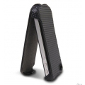 Prestigio Protective Leather Case Matt Black for iPhone 4 (PIPC4101BK)