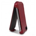 Prestigio Protective Leather Case Iguana Red for iPhone 4 (PIPC4102RD)