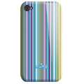 Puro Line Cover for iPhone 4 (IPC4LINE3)