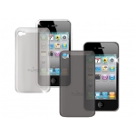 Puro Crystal Cover Clear for iPhone 4 (IPHONECRY4TR)