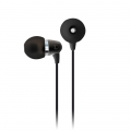 Puro Stereo Headset Black for iPad/iPhone/iPod (IPHF2BLK)