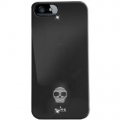 Puro Skull for iPhone 5, 5S - Black (IPC5SKULLBLK)