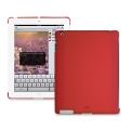 Puro Back Covers для iPad 2 (Red) (IPAD2BCOVERRED)