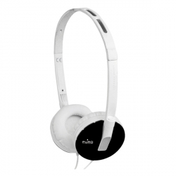 Puro Stereo Headphones Black for iPhone, iPod, iPad (HS305BLK)