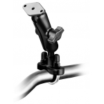RAM Mount Handlebar Rail Mount with Stainless Steel U-Bolt Base (RAM-B-149U)
