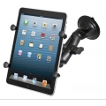 RAM Mount Universal X-Grip II Tablet Cradle Locking Suction Cup Mount (RAM-B-166-UN8U)