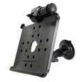 RAM Mount Apple iPad Locking Cradle Suction Mount (RAM-B-166-AP8LU)