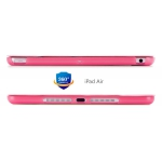 RGBMix Smart Folding for Apple iPad Air - Pink