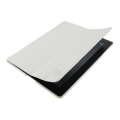 ROOCASE Ultra Slim Leather Smart Case Cover for iPad 2 - White (RC-IPD2US-WH)