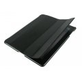 ROOCASE Ultra Slim Leather Smart Case Cover for iPad 2 - Black (RC-IPD2US-BK)