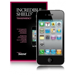 SGP Incredible Shield Series iPhone 4, 4S Screen & Body Protector Set [4.0]