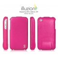 SGP illuzion Folder Pouch Fantasia Hot Pink for Apple iPhone 3G/3GS