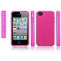 SGP iPhone 4 Case Neo Hybrid Color Series Fantasia Hot Pink (SGP07050)